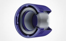 Dyson V8 Animal Advanced Filtration