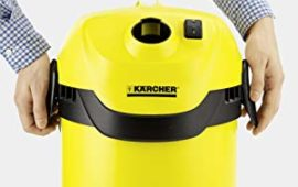 Locking system on the Karcher WD2