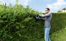 Bosch AHS 50-20 Cordless Hedge Trimmer Review