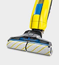 Karcher FC5 Self-Cleaning Function