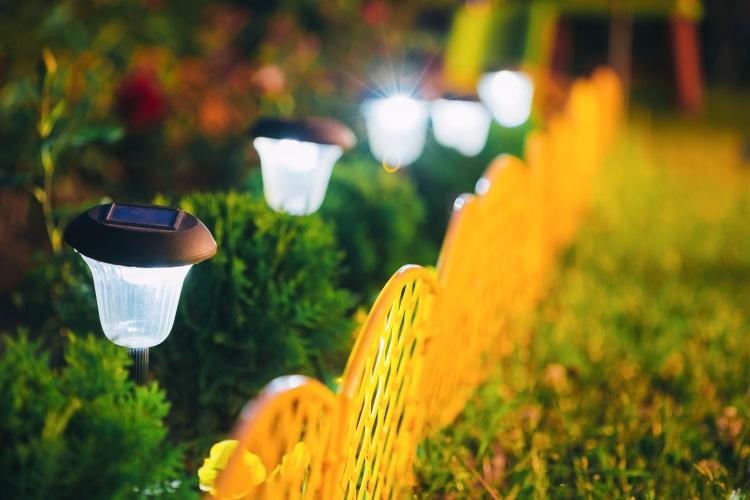 Decorative Solar Powered Lights