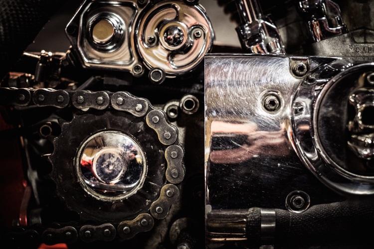 Powerful garden engine