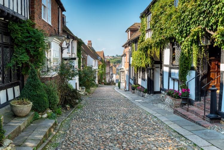 Tudor Styling Houses