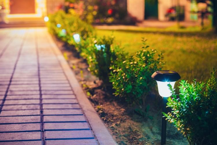 Pathway Garden Lighting