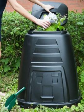 220L Garden Compost Bin