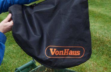 VonHaus 3 in 1 Leaf Blower 35l collection bag
