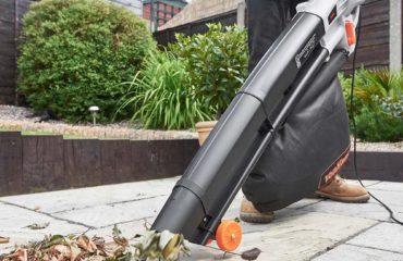 VonHaus 3 in 1 Leaf Blower easy to use