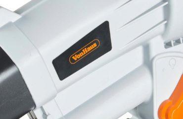 VonHaus 3 in 1 Leaf Blower ergonomic design