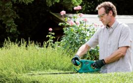 bosch 45-16 hedge cutter review
