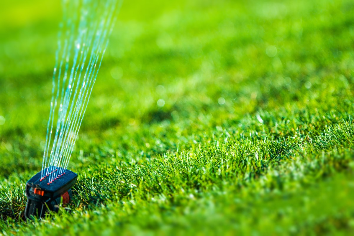 Garden Grass Sprinklers
