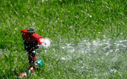 Gardening sprinkler system