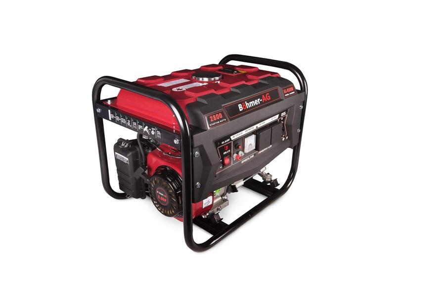 Böhmer-AG 6500W Petrol Generator Review