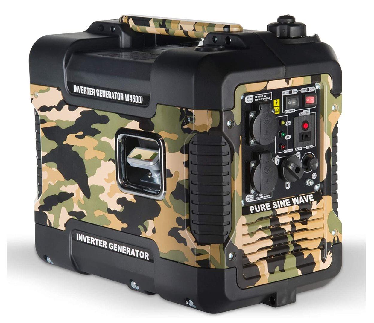Bohmer Camo Generator W4500i
