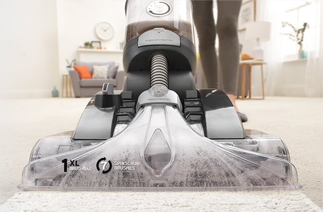 Vax Power Max deep cleaning