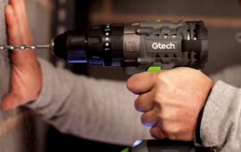 GTech Cordless Combi Drill Review