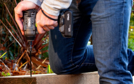 GTech Cordless Impact Driver Review