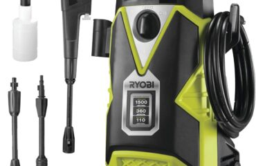 Ryobi RPW110B Pressure Washer Review