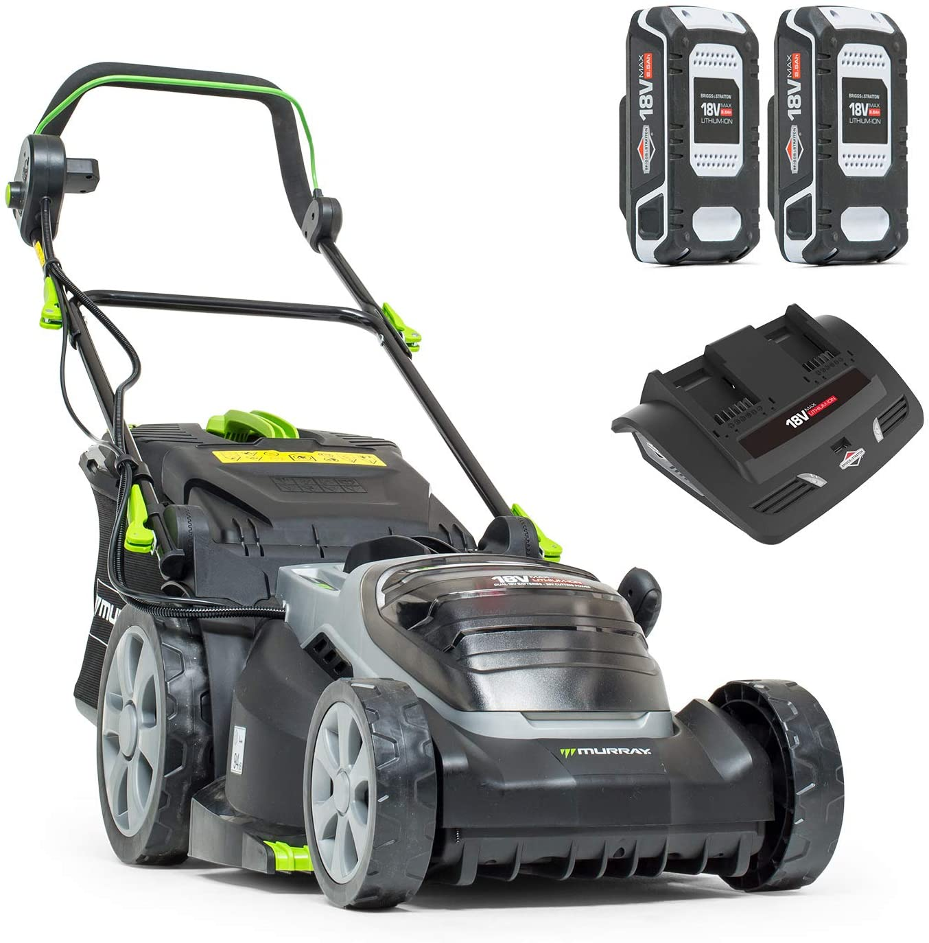 Murray 2 x 18V Cordless Lawn Mower