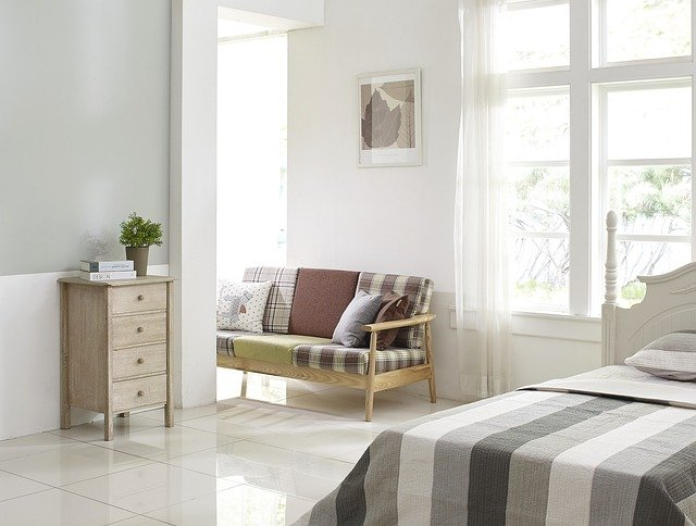 Sofa not fitting in room