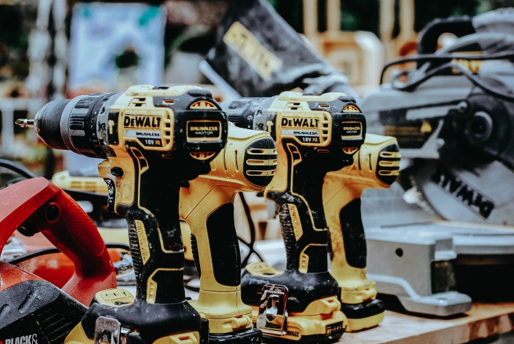 Power Tools to Pack